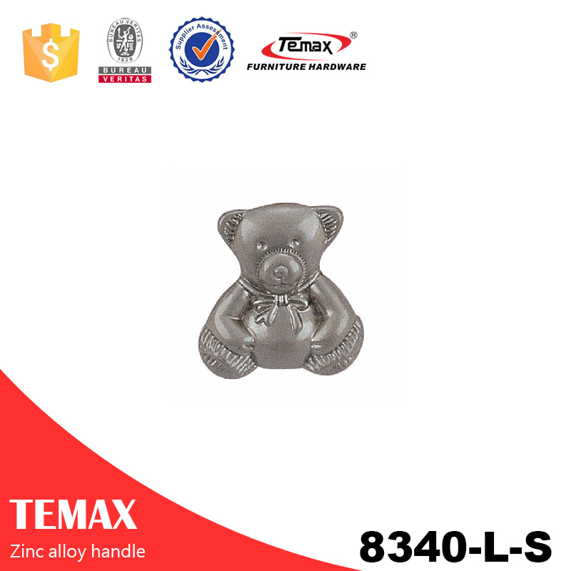 8340-L-S low price zinc alloy handles for furnitures with good price