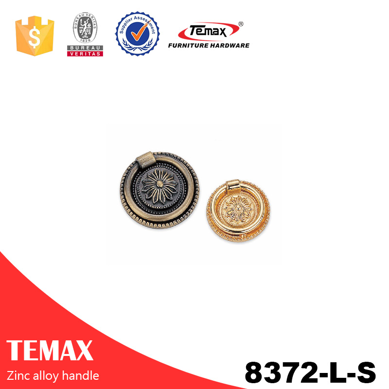 8372-L-S hot selling knob for drawer from Temax