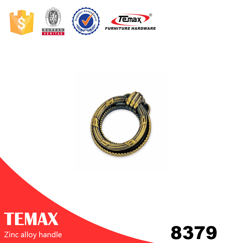 8379 zinc alloy knob for drawer from Temax