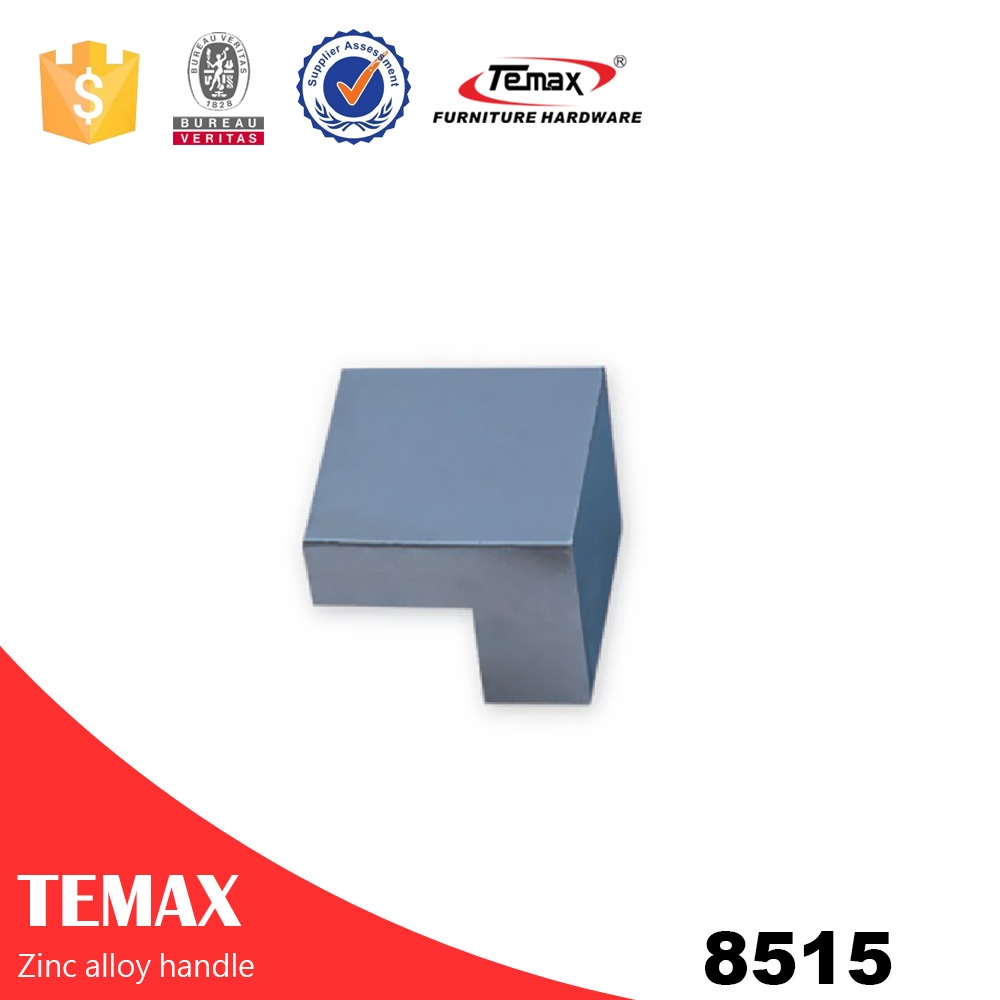 8515 Shanghai popular zinc alloy single knob for cabinet Temax