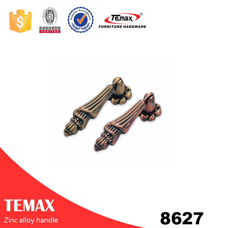 8627 fashionable zinc alloy drawer knob from Temax