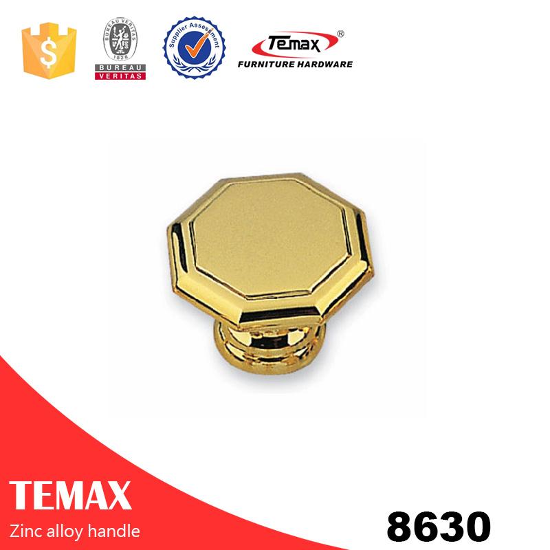 8630 जस्ता Temax से मिश्र धातु दराज घुंडी