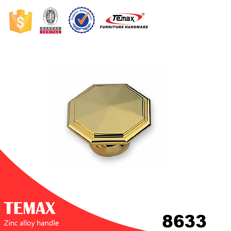8633 good price zinc alloy drawer knob from Guangdong