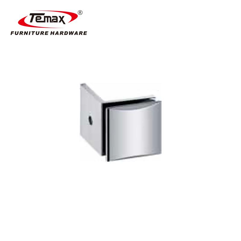90 grado parete per porta di vetro cerniera doccia e cerniera porta del bagno