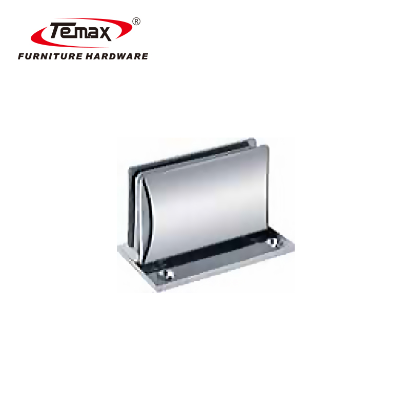 90 Degrees Convex Glass Door Floor Hinge