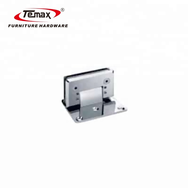 90 Degrees one side Adjustable Bathroom Glass Hinge