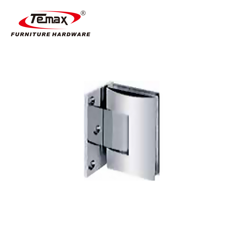 90 Degrees One side Wall mounted Hinge for Sauna Glass Door