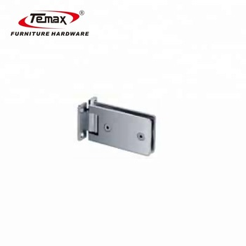 90 Degrees Stainless Steel bathroom Shower glass hinge pivot