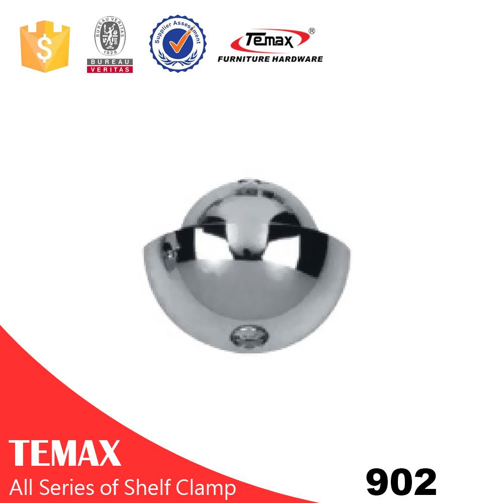 902 Zinc Alloy Glass Clamp