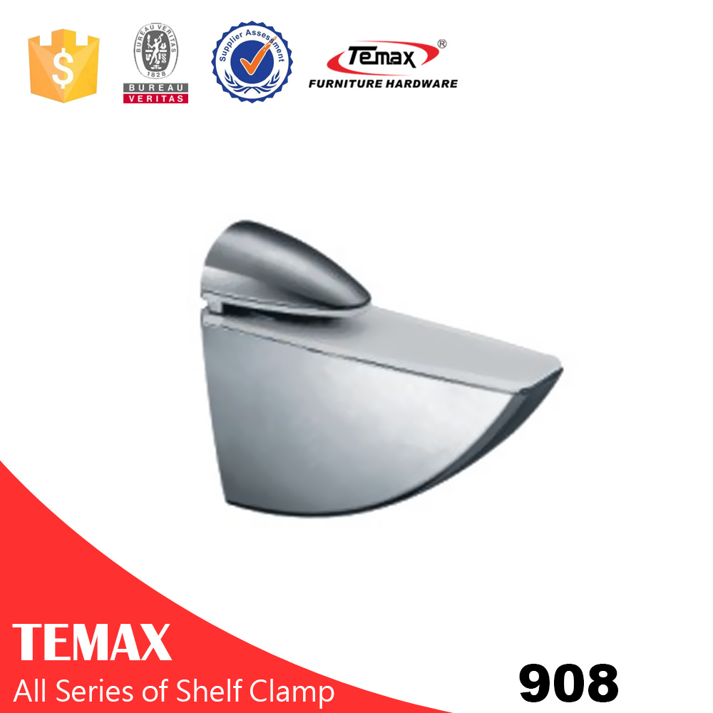 908 Zinc Alloy Glass Support