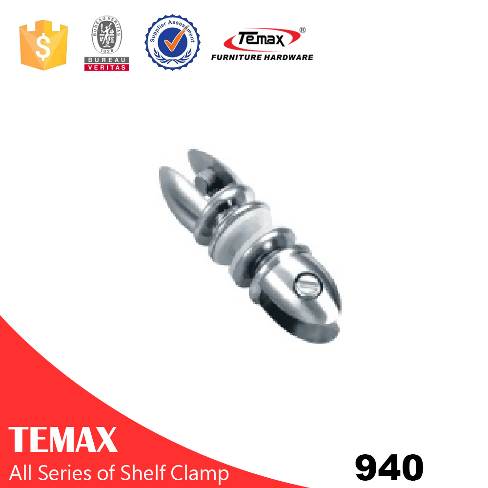 940 8MM Glass Connector Clamp