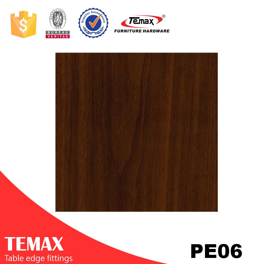 حار بيع Temax الخشب البلاستيكية حرارة الحبوب يتقلص الفيلم