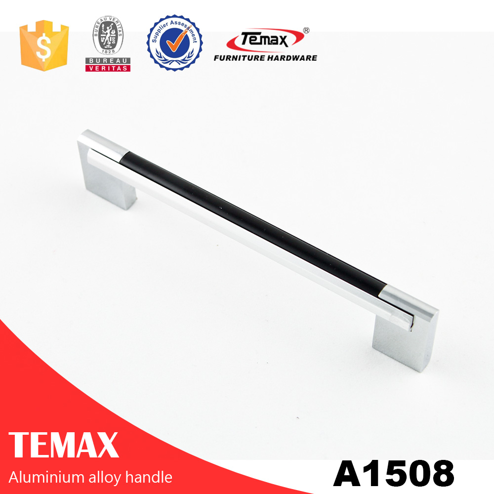 A1508 good price cabinet handle aluminium material