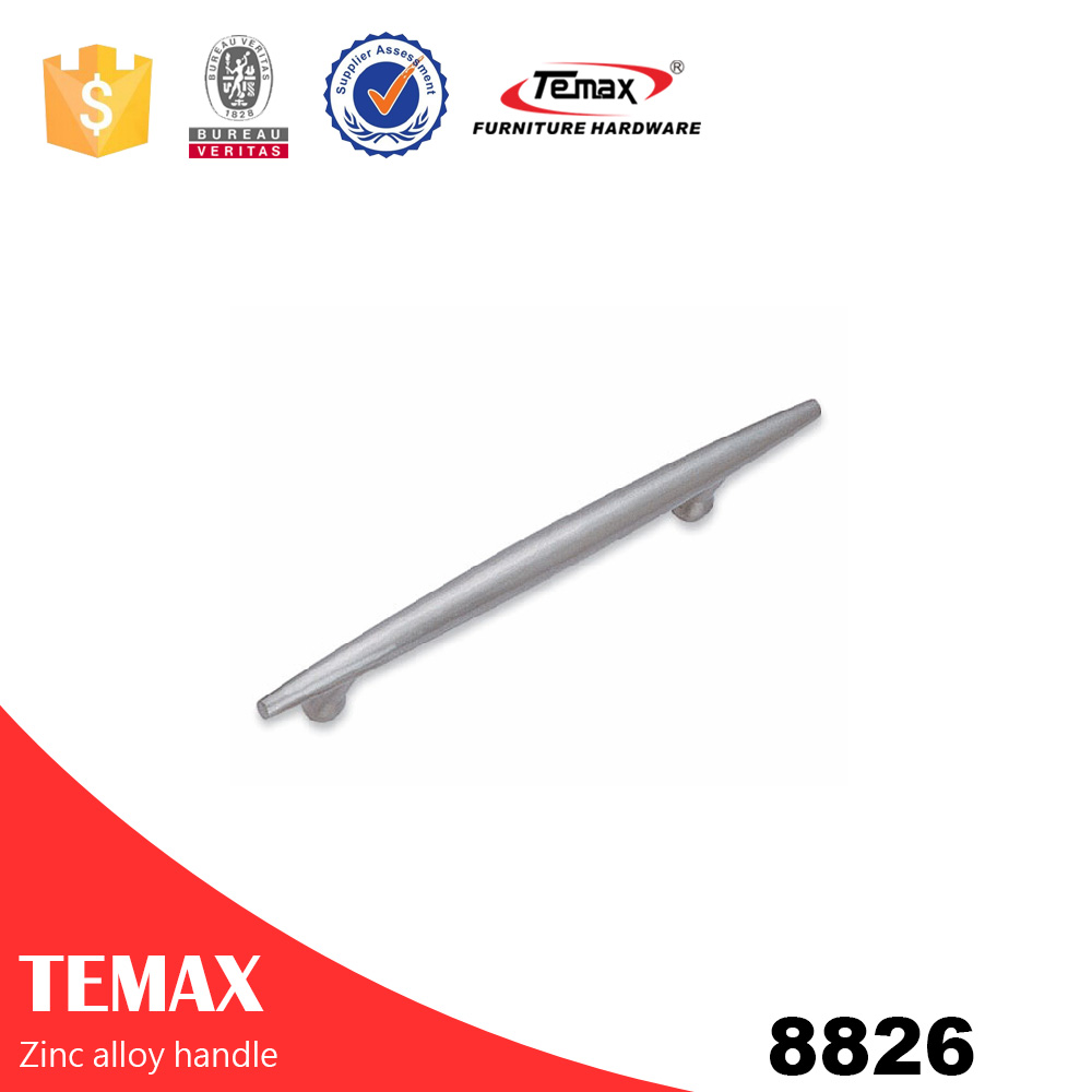 8826 Stable quality zinc alloy pull handle for drawer