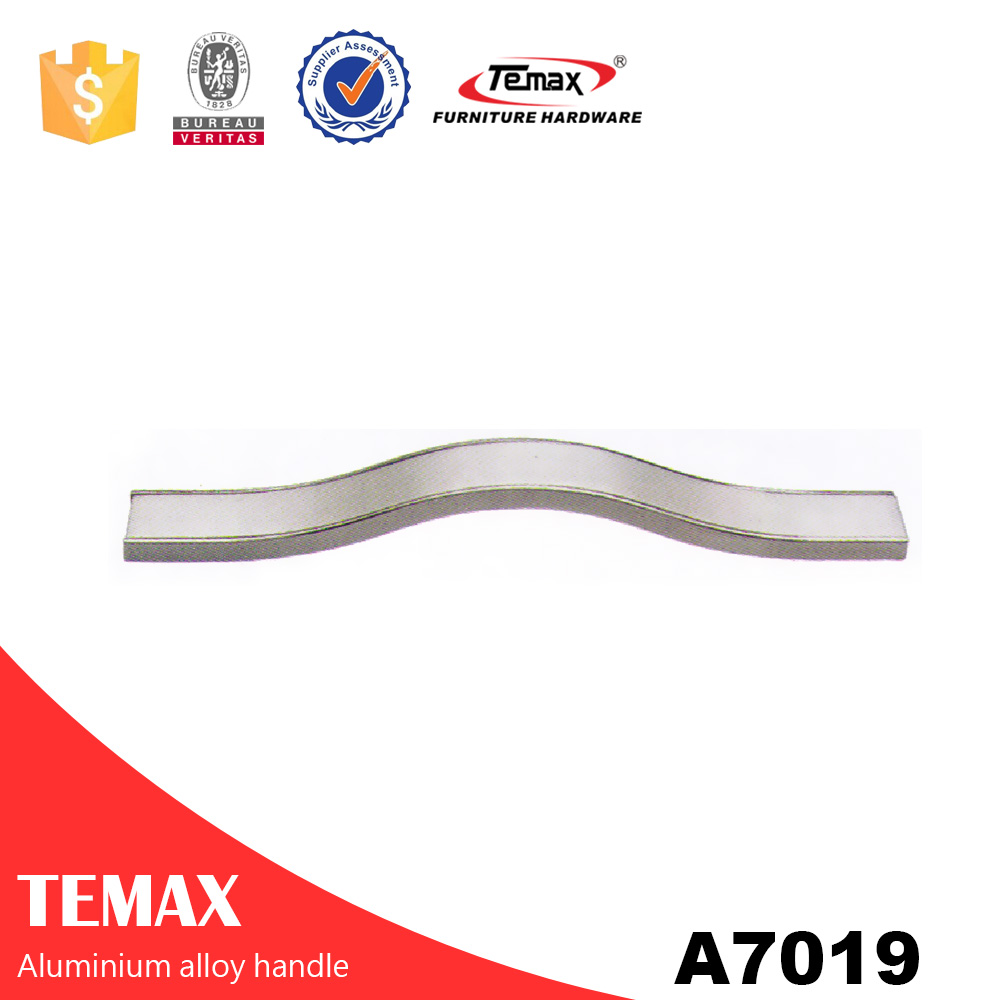 A7019 antique aluminium door handles
