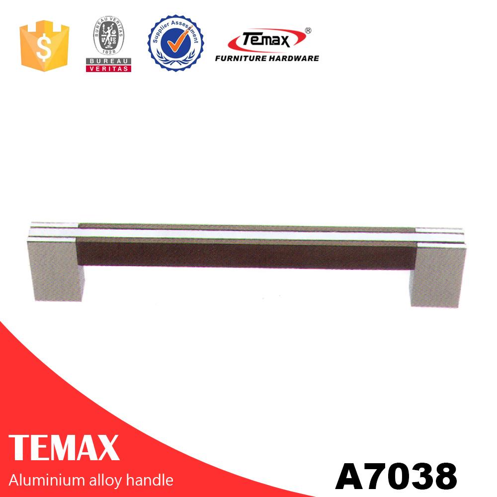 A7038 popüler alüminyum alaşım kolu profili