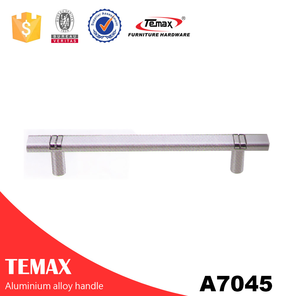 A7045  extruded aluminium handle with favorable price