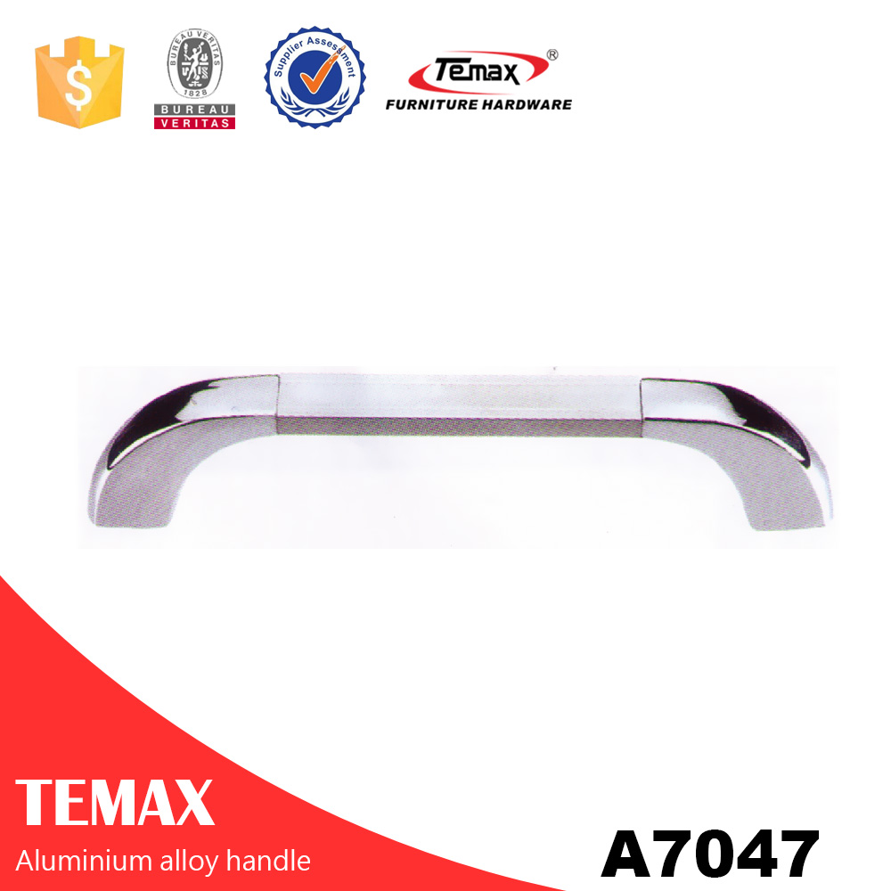 A7047 novo estilo perfis de alumínio alça do armário