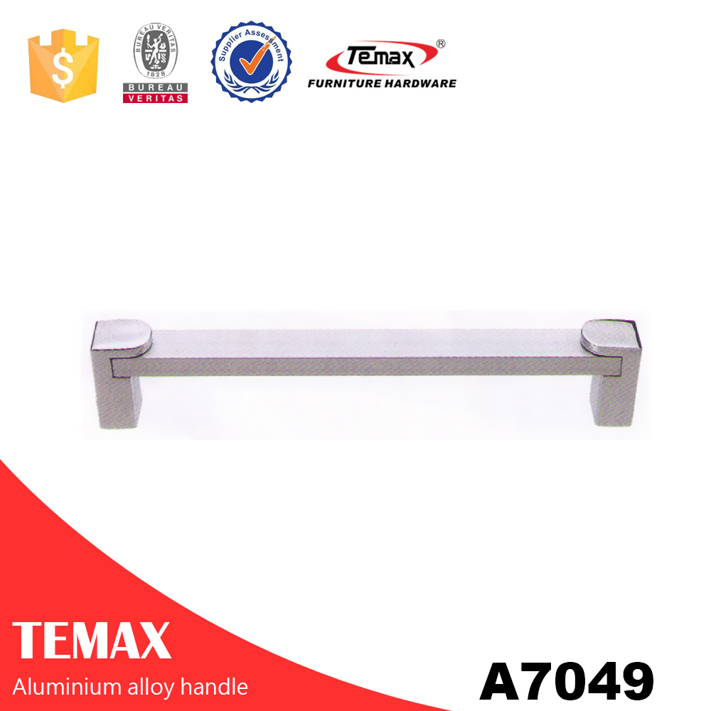 A7049 low price aluminium handles for furnitures