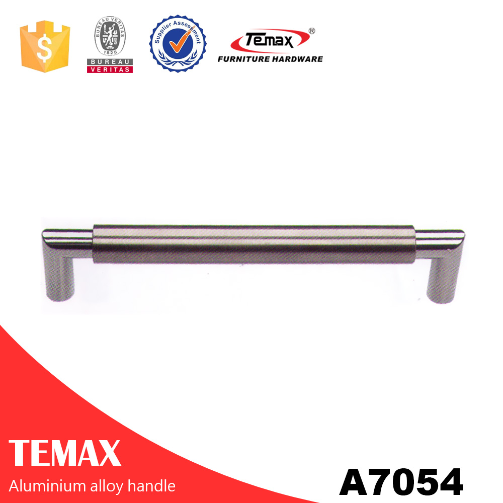 A7054 latest powder coating aluminium profile handle