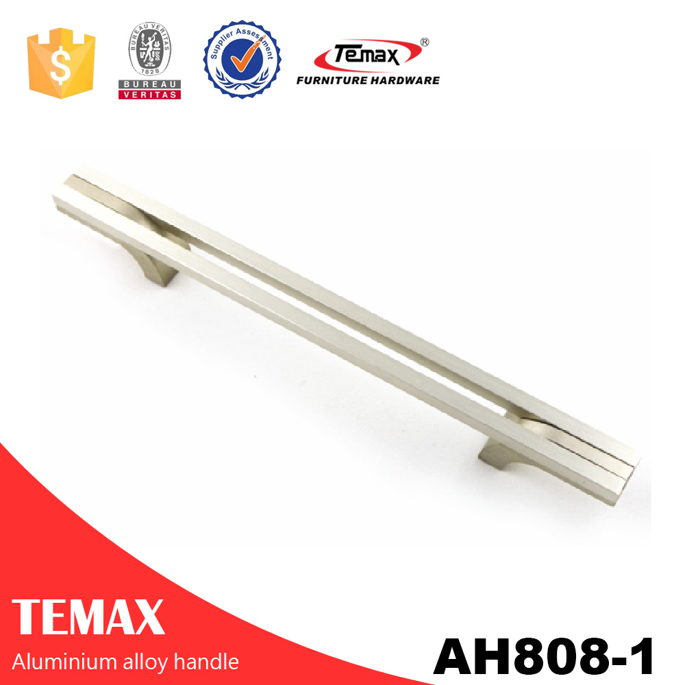 AH808-1 powder coating aluminium profile handle