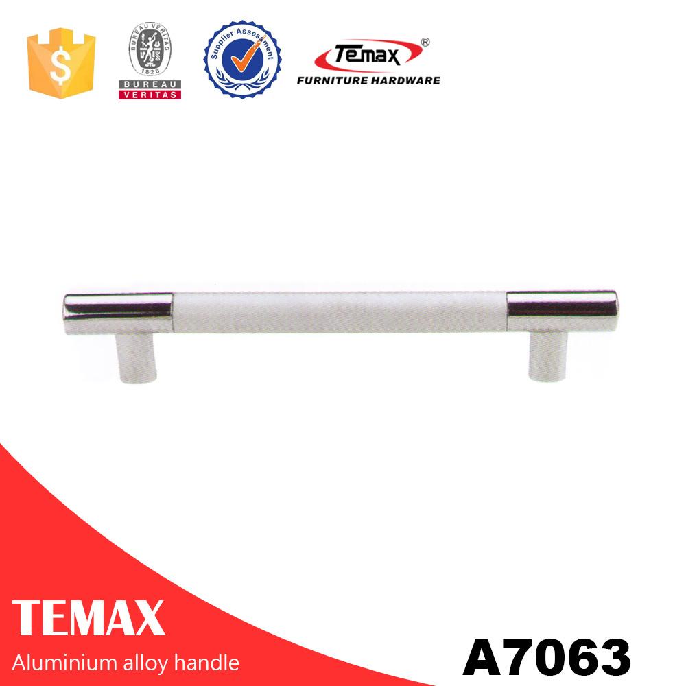 alumínio A7063 punho roupeiro liga