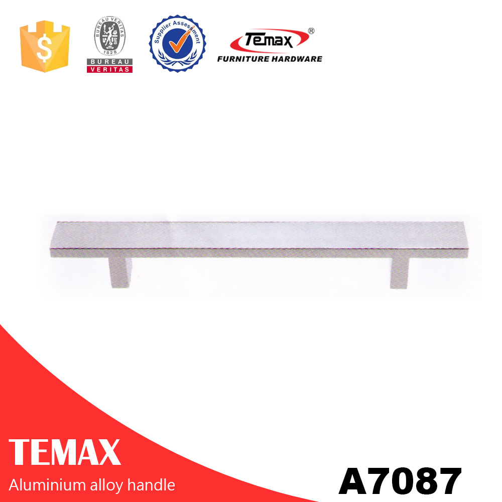 A7087 Promotional hot sell aluminium handle for cabinet