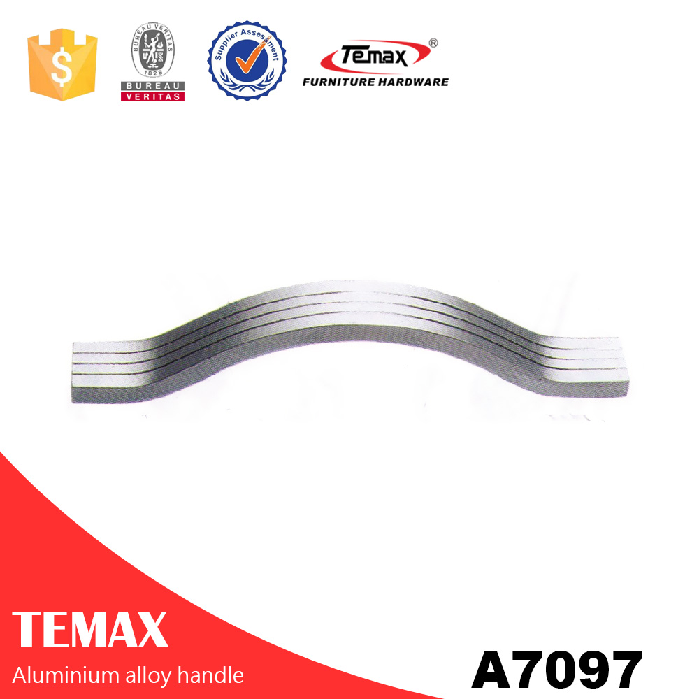 A7097 aluminum door parts handles