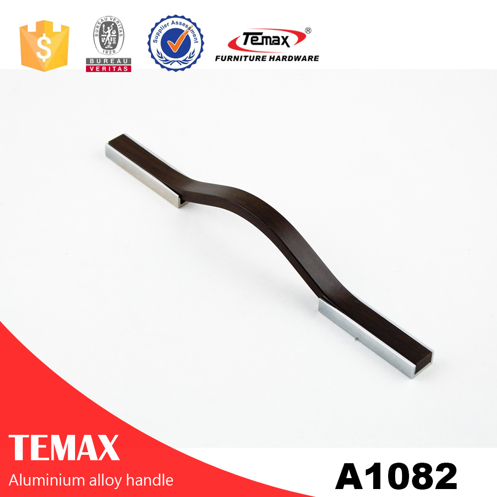 A1082 fashion aluminium alloy handle for door