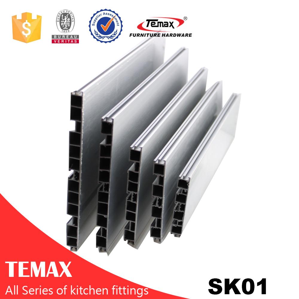 SK01 aluminum skirting board