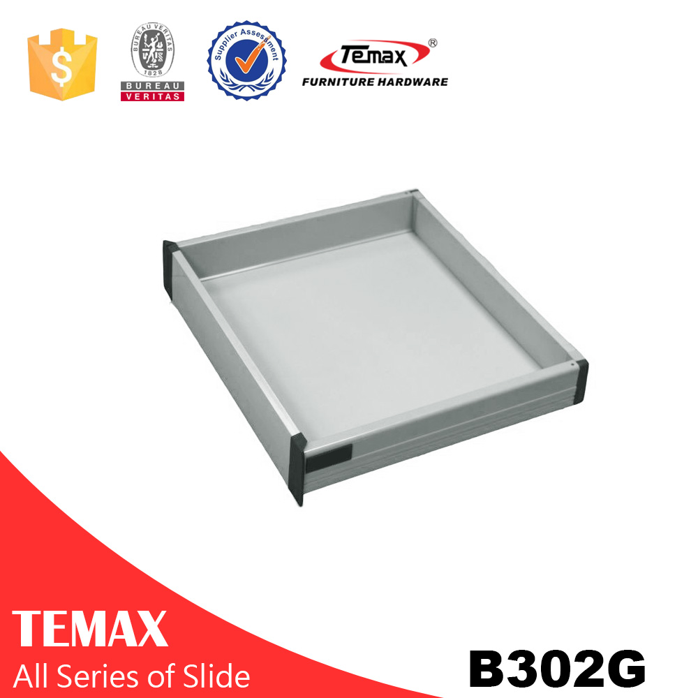 B302G inner drawer metal box