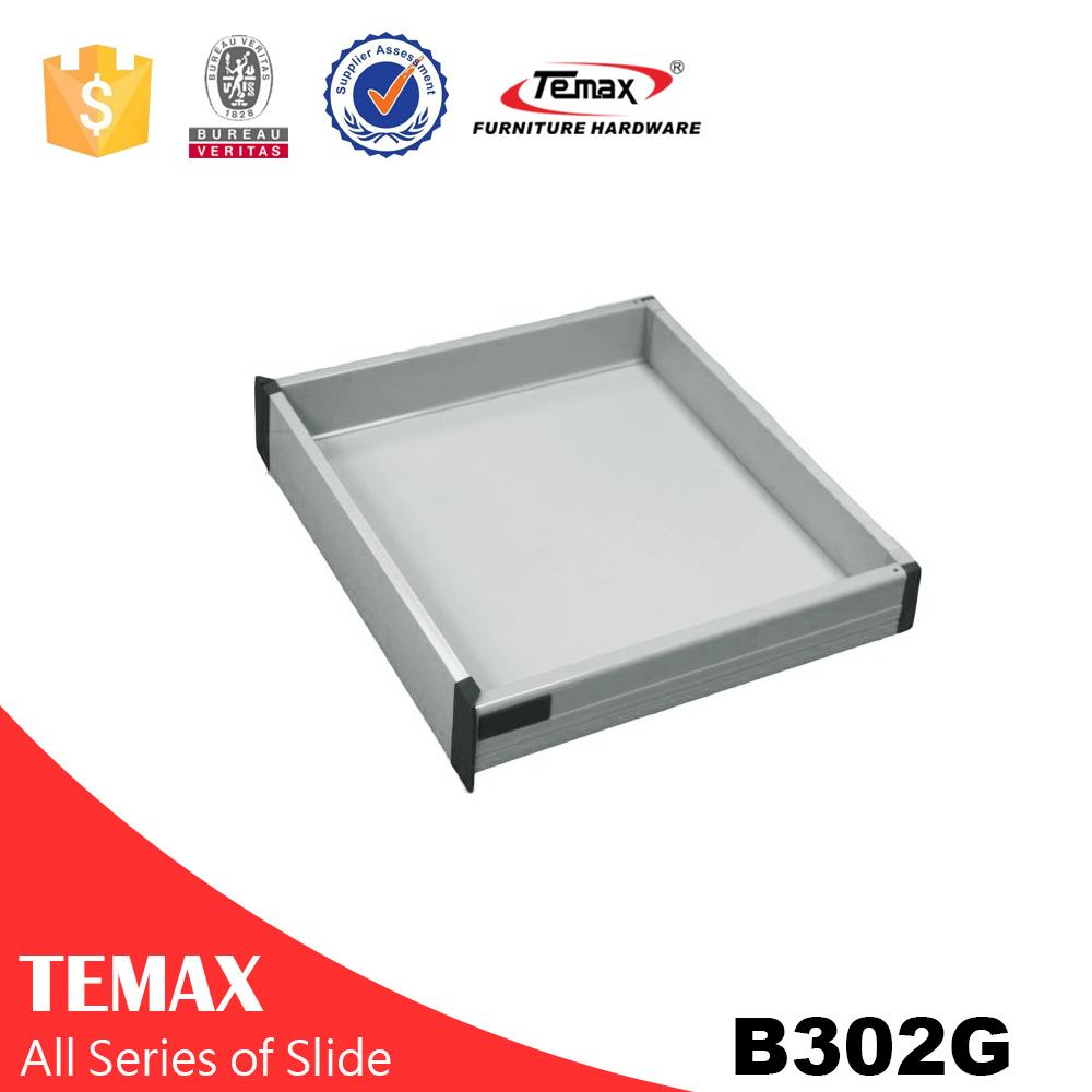 B302G جعبه فلزی کشو داخلی