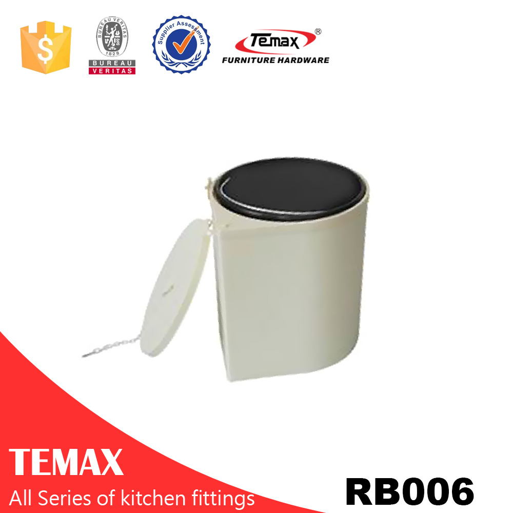 Best sale wall mounted trash bin