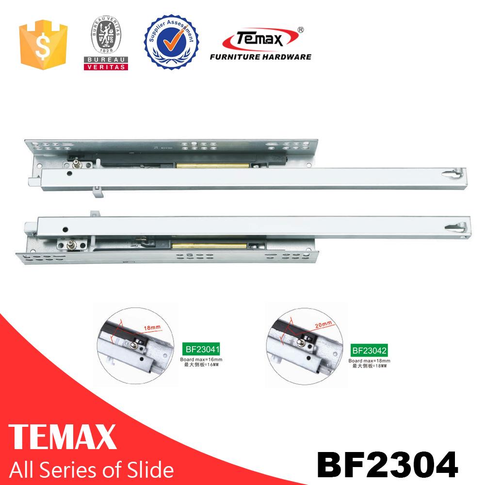 BF2304 2-fold concealed slide