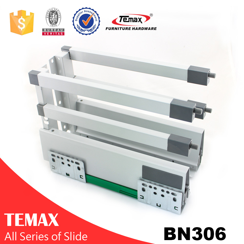 BN306 Soft closing tandem box drawer