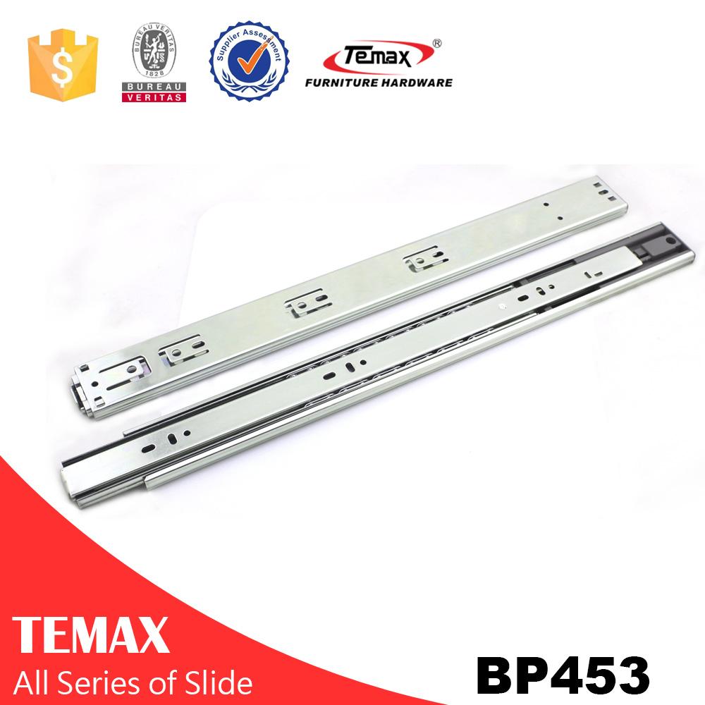 BP453 45MM فشار باز کابینه اسلاید کشو