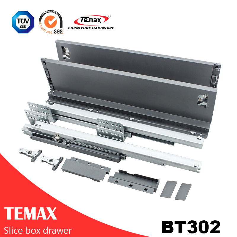 BT302 Similar tool Box Slice Drawer Slides