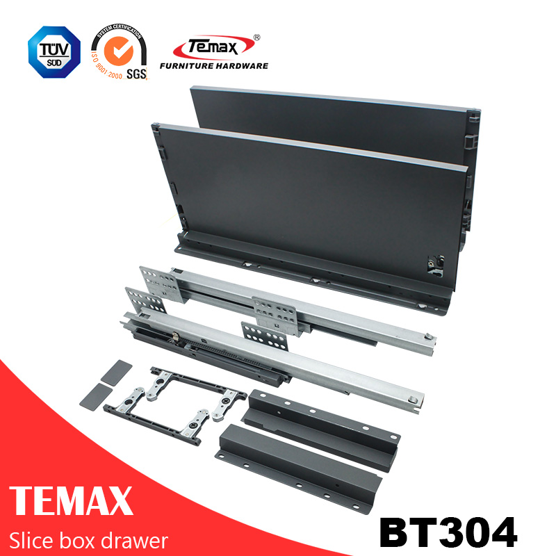 BT304 Slimilar Toolbox Metalbox Drawer Thin Type