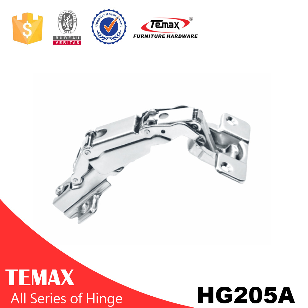 China special angle hydraulic hinge inset