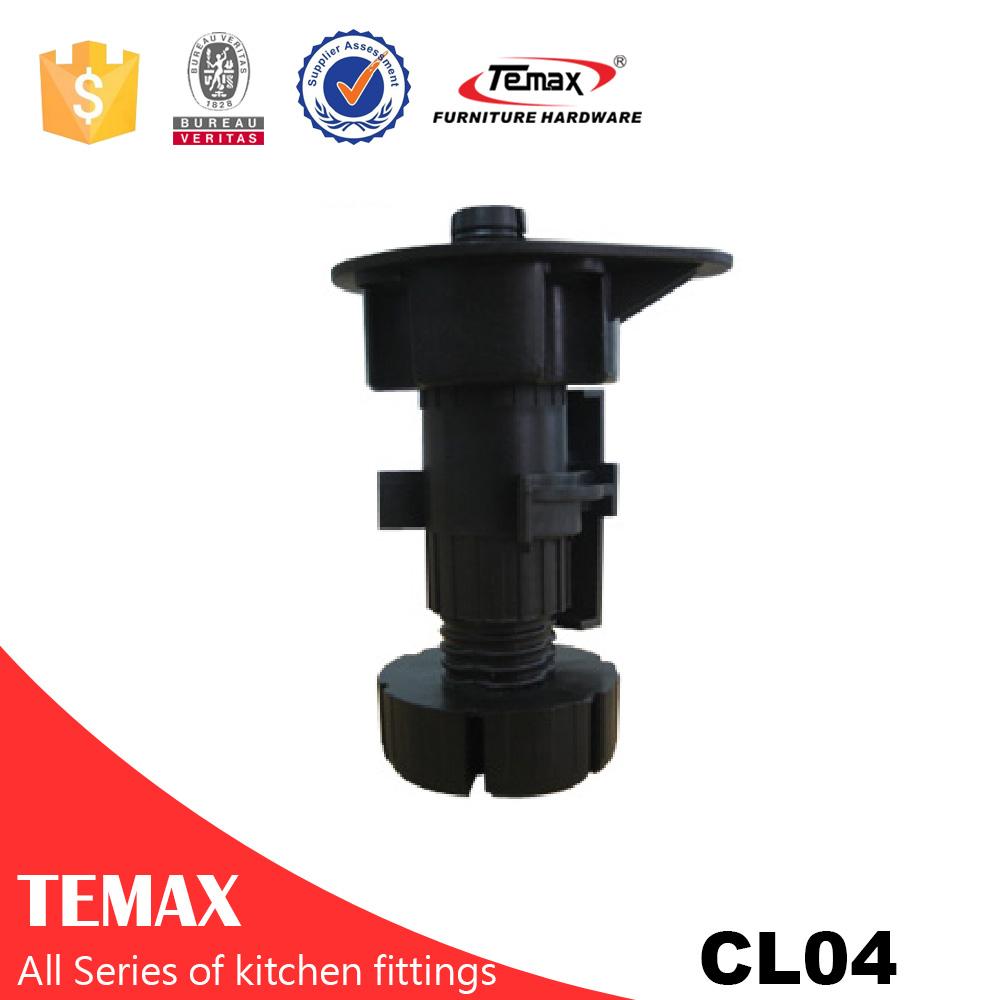 CL04 adjustable cabinet feet