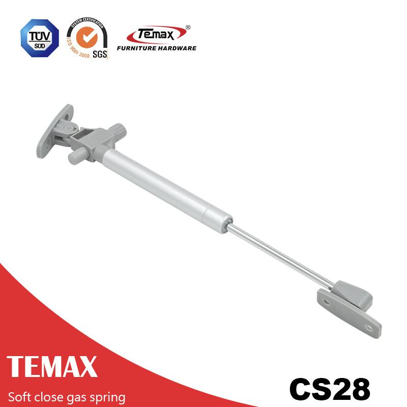 CS28 TEMAX neue Dämpfer Gasfeder mit weichen Schließen