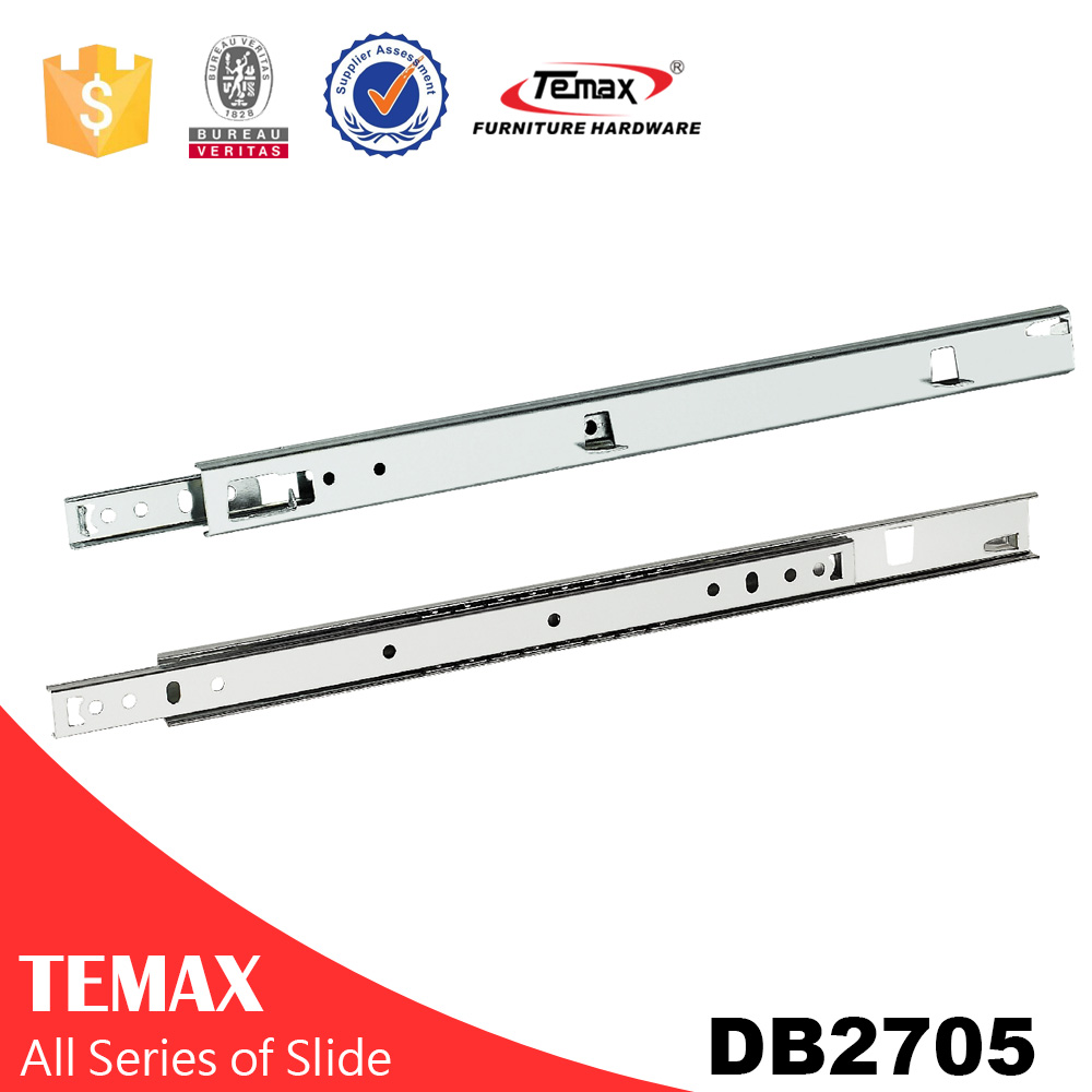 DB2705 27MM Half Extension Drawer Slide