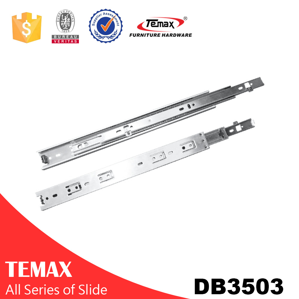 DB3503 35MM Telescopic Slide With Clip Hook