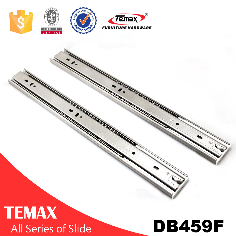 45MM Stainless steel Soft Close Kitchen Drawer Slide