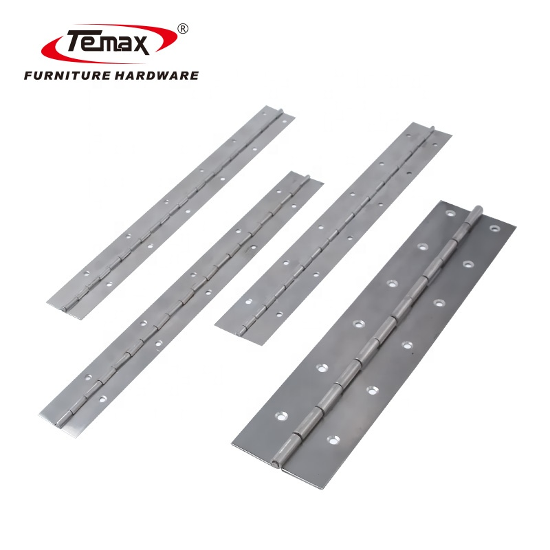 Different Size Stainless Steel Piano Hinge For Cabinet