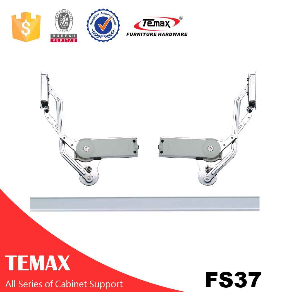 FS37 Soft Close Lifting Up Flap Stay Support