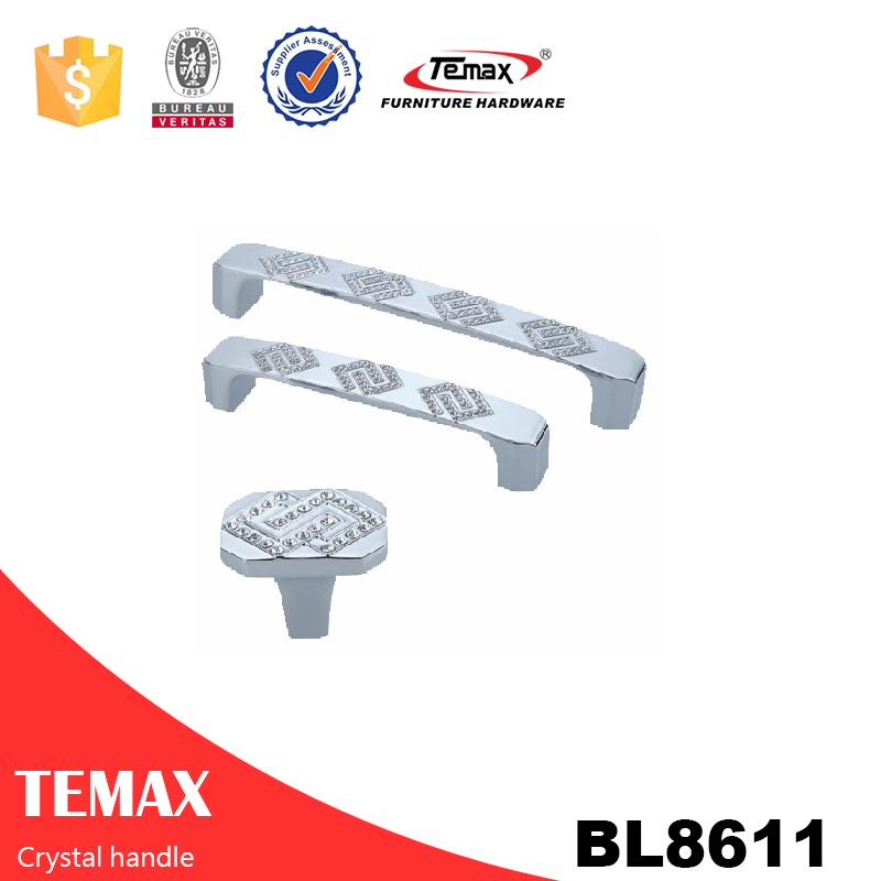 Furniture handle door hardware