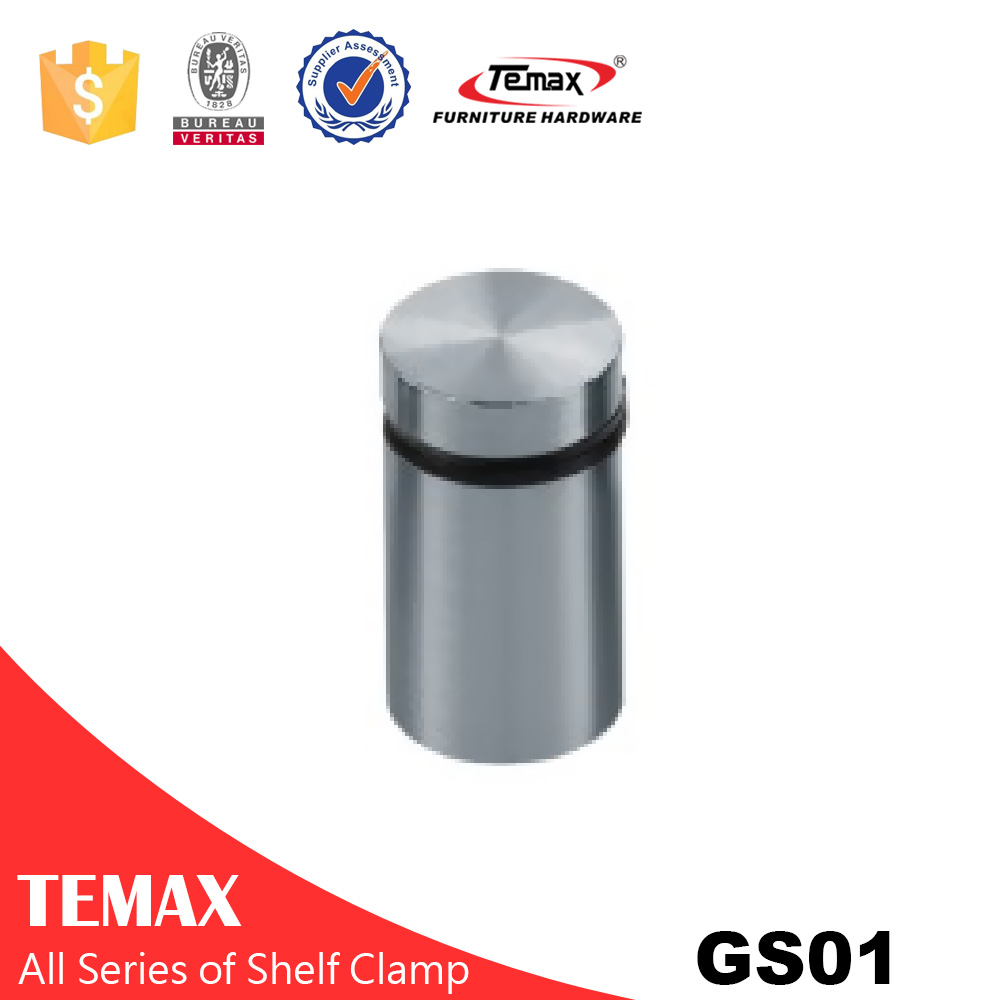 GS01 Solid Stainless steel Glass Standoff
