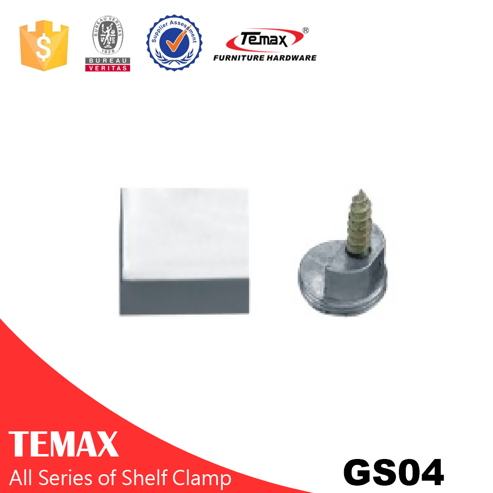 GS04 Square Glass Connecting Screw