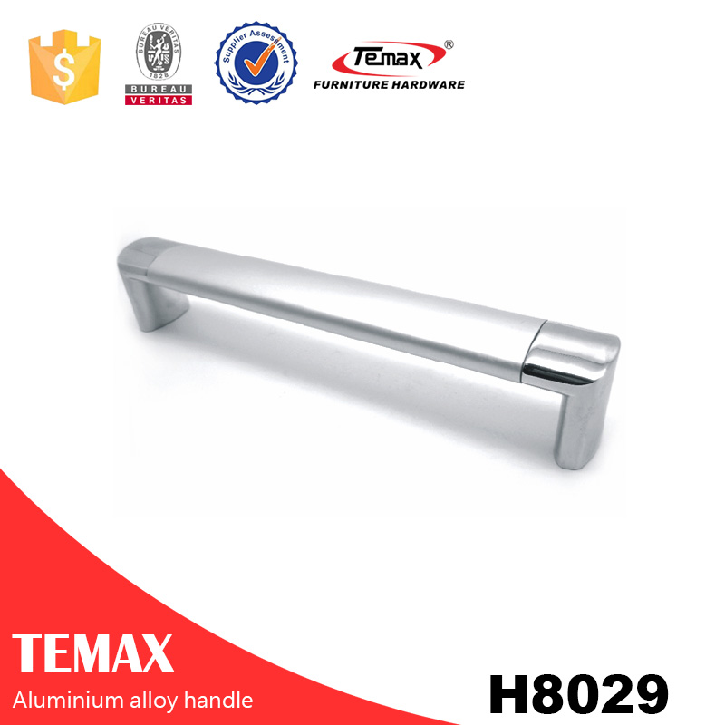 H8029 modern transparent door handle